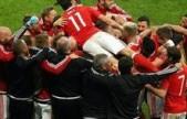 威尔士3-1逆转胜比利时 贝尔策划反超