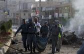 阿富汗手榴弹袭击事件致10名平民丧生