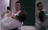 刘涛太重了 小包总 抱着她脸都憋红了