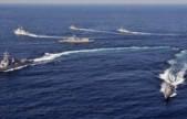 """美国亚太布局""""双保险"""" 同时强化日韩军事能力"""