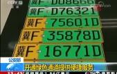 公安部 107个城市已启用新能源汽车号牌