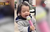 王栎鑫女儿唱歌又软又萌可爱至极与爸爸做同行?