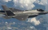 美F-35B战斗机完成首次实战打击