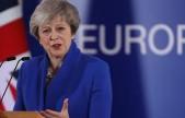 """英首相对推迟""""脱欧""""表示遗憾"""