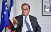 """法国前总统奥朗德_欧洲应统一行动加入""""一带一路"""""""