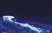 """抢先看!北京2022年冬奥会跳台滑雪中心""""雪如意"""""""