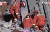 痛心!江苏一栋三层高的楼房突然倒塌,女子不幸遭埋压身亡