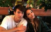 蕭亞軒與小16歲男友拍新歌MV_擁抱親親大秀甜蜜
