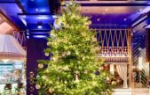 全球最貴圣誕樹價值1190萬英鎊  鉆石藍寶石裝飾