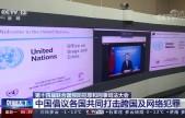 第十四届联合国预防犯罪和刑事司法大会_中国倡议各国共同打击跨国及网络犯罪