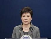 韩执政党:朴槿惠明年四月辞职