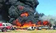 关岛:美军B-52轰炸机坠毁 机组人员幸存