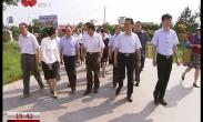 全国政协副主席齐续春一行在西安调研 李晓东 董军陪同