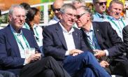 """里约奥运会:""""奥林匹克休战墙""""在奥运村设立"""