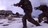 新疆武警夺回丢失的95步枪_全歼暴恐分子