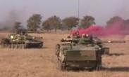 陆军:实兵对抗提高多兵种协同能力