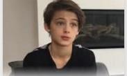 13岁天使美少年 被封全世界最帅少年