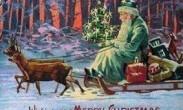 三分钟看懂圣诞冷知识 最初的圣诞老人其实长这样