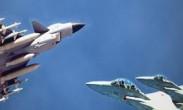 解放军首度公开中日空中对峙画面