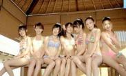 SNH48零下10度拍MV  露雪肌蛮腰冻成冰美人