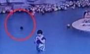 悲剧!4岁男童泳池戏水溺亡 挣扎3分钟母亲竟没发现