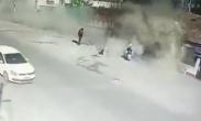 宁夏重型货车撞毁多间民房 伤亡情况正统计