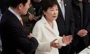朴槿惠停职后首见媒体记者 全盘否认相关指控