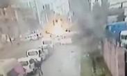 土耳其遭袭:先炸车再枪战 袭击者两人击毙一人在逃