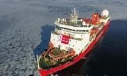 """""""雪龙""""归航 中国第33次南极科考凯旋"""