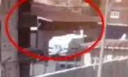 土耳其警察局旁突发爆炸 现场一片狼藉伤亡不明