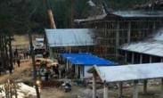 江苏一中学在建工程坍塌 多人被埋