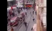 智利中部发生7.1级地震 监拍海滨民众大规模逃离