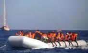 西班牙非政府组织在海上解救301名利比亚非法移民