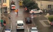 瑞士发生电锯伤人事件