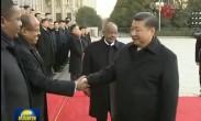 习近平举行仪式欢迎吉布提共和国总统访华