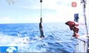 缅甸 中国科考船首次赴缅进行海洋科考