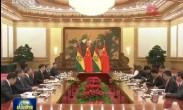 习近平同玻利维亚总统举行会谈 两国元首一致决定建立中玻战略伙伴关系
