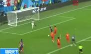 2018俄罗斯世界杯·半决赛:法国1:0战胜比利时 挺进决赛
