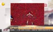 长沙吃辣椒挑战赛 冠军一分钟吞50个辣椒