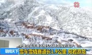 北京2022年冬奥会 延庆赛区核心区场馆规划出炉
