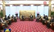 习近平会见越共中央政治局委员 中央书记处常务书记