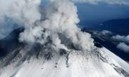 墨西哥波波卡特佩特火山再度喷发