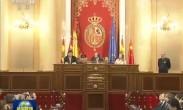 习近平向西班牙参议院 众议院主要议员发表讲话