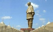世界最高雕像在印度揭幕 高度是自由女神像的两倍