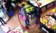 家里开销大 年轻妈妈开奥迪超市多次偷菜