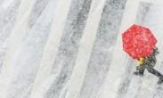 中央气象台继续发布暴雪蓝色预警_降雪增多_鄂豫皖等地有大到暴雪