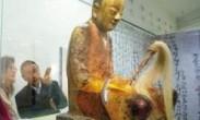荷兰藏家称愿归还章公祖师像 村民:合理补偿
