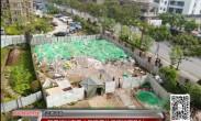 记者调查:新开门村安置小区建筑垃圾清运不及时