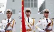 最帅男团!海军仪仗队精彩表演 网友:求分配