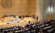 第72届世界卫生大会开幕在即_中国代表团举行记者会